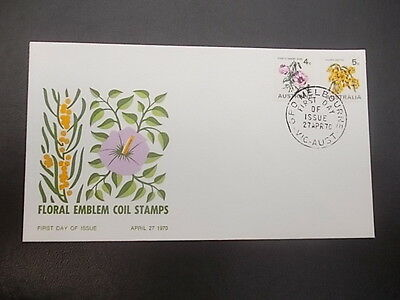 Australia, 7 FDC to clear.please see all 7 images.