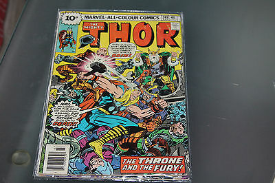 THE MIGHTY THOR No. 249 (JULY) - MARVEL COMICS