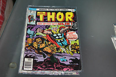 THE MIGHTY THOR No. 253 (NOV) - MARVEL COMICS