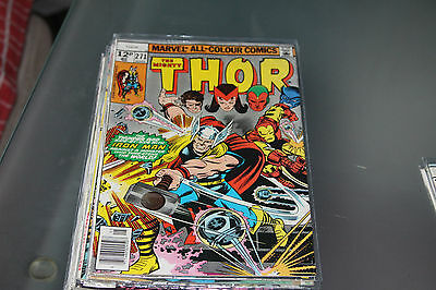 THE MIGHTY THOR No. 271 -1978 - MARVEL COMICS