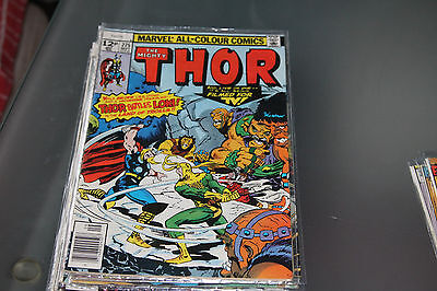 THE MIGHTY THOR No. 275 -1978 - MARVEL COMICS
