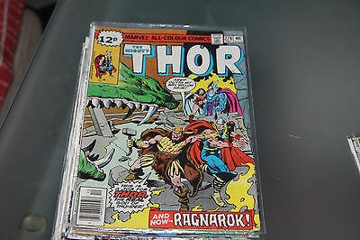THE MIGHTY THOR No. 278 - DEC 1978 - MARVEL COMICS