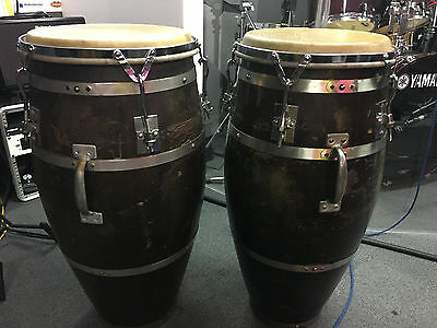 Congas / Marke  Junior Tirado / New York/ Rarität