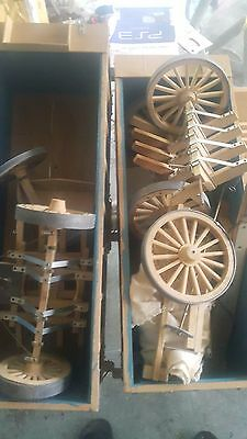 Ringling Bros Vintage wagon model built by Harlod Barbour this is a 1' scale mod