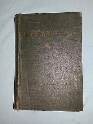 1949 THE AMERICAN RACING MANUAL, Reference Book on Thoroughbred Horse Racing