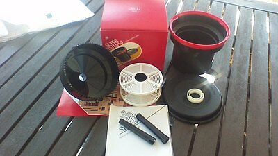 Paterson Super System 4 Universal Film Developing Tank Single Spool