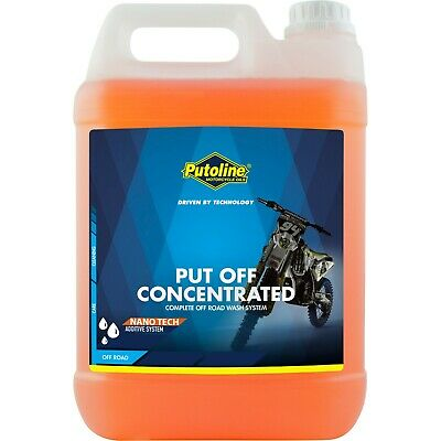 Putoline Putt Off Concentrated Motorradreiniger 5l
