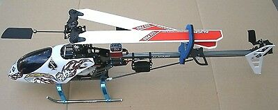ALIGN 450 (?) Helicopter #1 Used Appears Unflown very clean Spektrum BNF T-REX