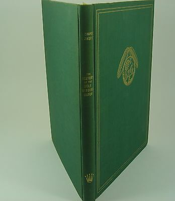 Rolex numbered edition book 1956 The History of the Self-winding Watch
