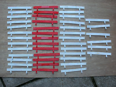 scalextric armco barriers