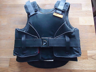 Airowear reiver 010 Child small short (62cm- 68cm) body protector black 2009