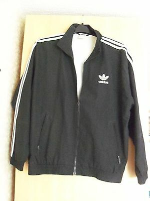 Adidas mens zip top size 38/40 Used