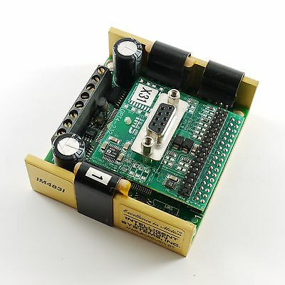 IMS IM483I Stepper Motor Driver with OPT4-232 Board