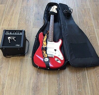 Electric Guitar Made By Squier