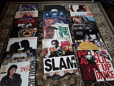 Records 1980 1990 various artist albums singles and 12inch . Hip hop , r&b dance