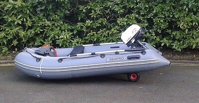 inflatable boat seapro