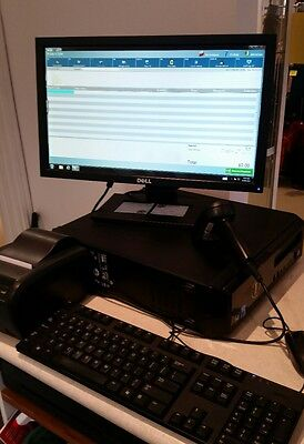 Dell Cash Register POS system