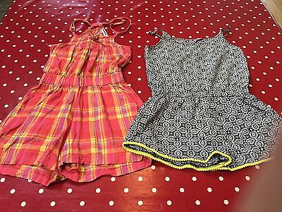 2 Girls Playsuits (age 12)