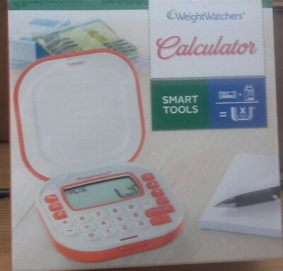 Promo  calculatrice weight watchers propoint rouge feel good