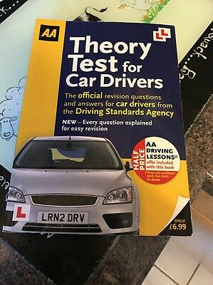 Theory Test For Car Drivers Book