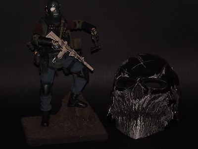 1/6 Army of Two Figur, Dio, 1/1 Maske, DAM Toys Body, Hot Toys, Soldier Story