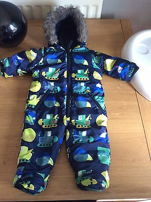 Boys 6-9 All In One Coat, Suit, Hooded