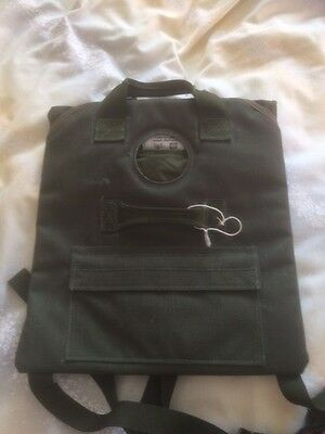 Genuine Army Surplus* Water Bottle Carrier  Sample . Not Issued  Good Condition