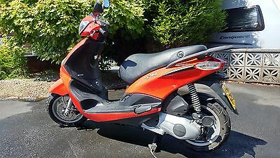 Piaggio Fly 125 Scooter - Perfect Condition - 2400miles