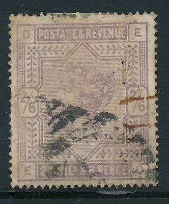 GB 1883 SG 178 used (paper creases)