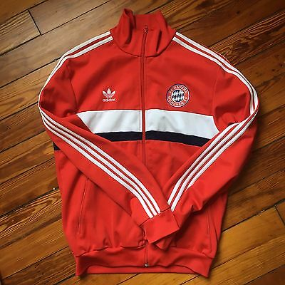 adidas originals bayern munich track jacket
