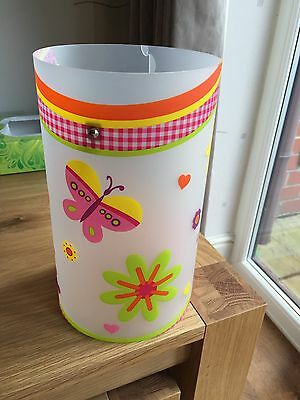 Pretty Childs Bedroom Light Shade New