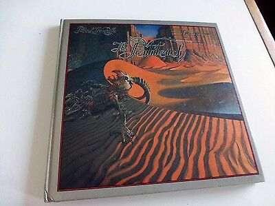 Dave Greenslade – The Pentateuch Of The Cosmogony, original UK vinyl with book
