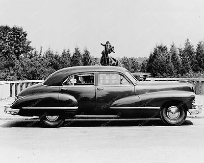 Cadillac Fleetwood 1946 Automobile 8x10 Reprint Of Cars Old Photo