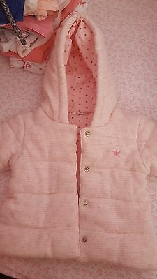 baby next girl coat up to 3 months