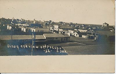 Rppc Presho, South Dakota  Bird's Eye View