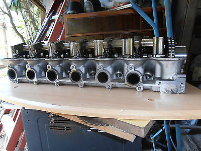 Ford Tickford VCT Cylinder head
