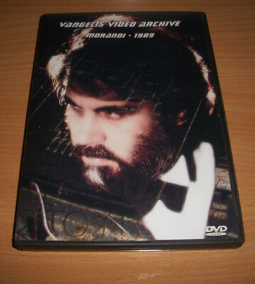 Vangelis - Morandi Dvd - Italian - Collector´s Edition - Sealed