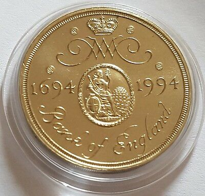 1994 Bank of England £2 two pounds coin in Good condition (uncirculated).