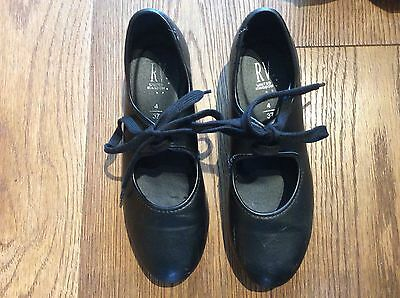 Roch Valley Tap Dancing Shoes Black 4