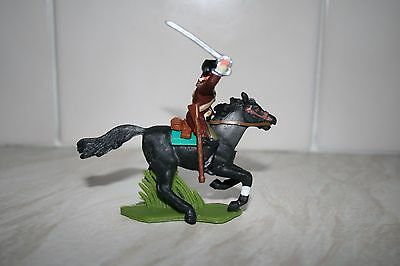 Britains Deetail Horse/AIP AWI Conversion.War of Independence Mounted Militia.