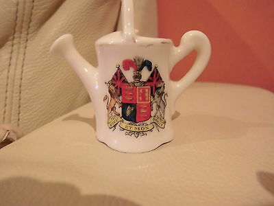 Crested ware Watering can