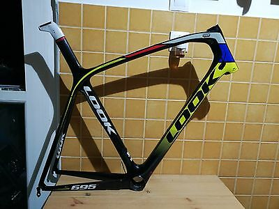 Look 695 carbon road frame size: XL BB65