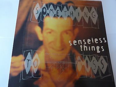 Senseless Things Something To Miss 12 Inch Single New/unplayed