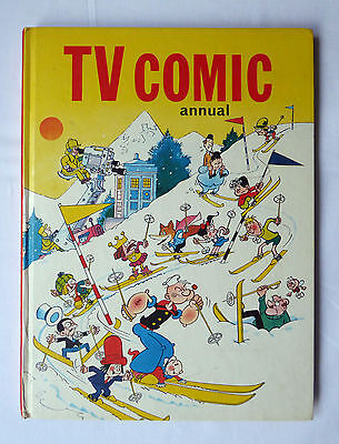 TV Comic Annual 1970