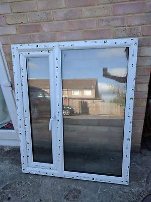 upvc window with glass