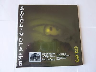 Alice In Chains Double 7 Inch 93  Rsd 2017 New Sealed