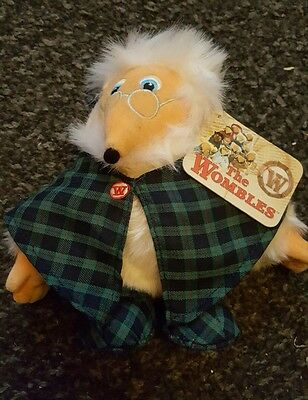 Wombles soft toy Great Uncle Bulgaria