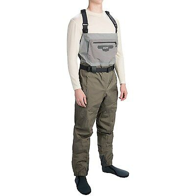 New In Box Patagonia Skeena River Chest Waders  - Stockingfoot - Men's - L (R)