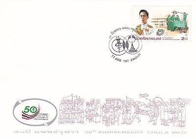Education university Faculty of Medicine 1997 Thailand FDC