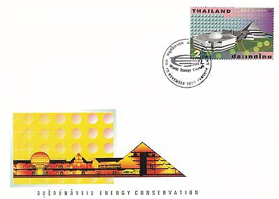 Energy Conservation 1997 Thailand FDC